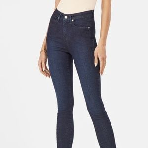 JustFab High Waisted Tummy Tamer Jeans